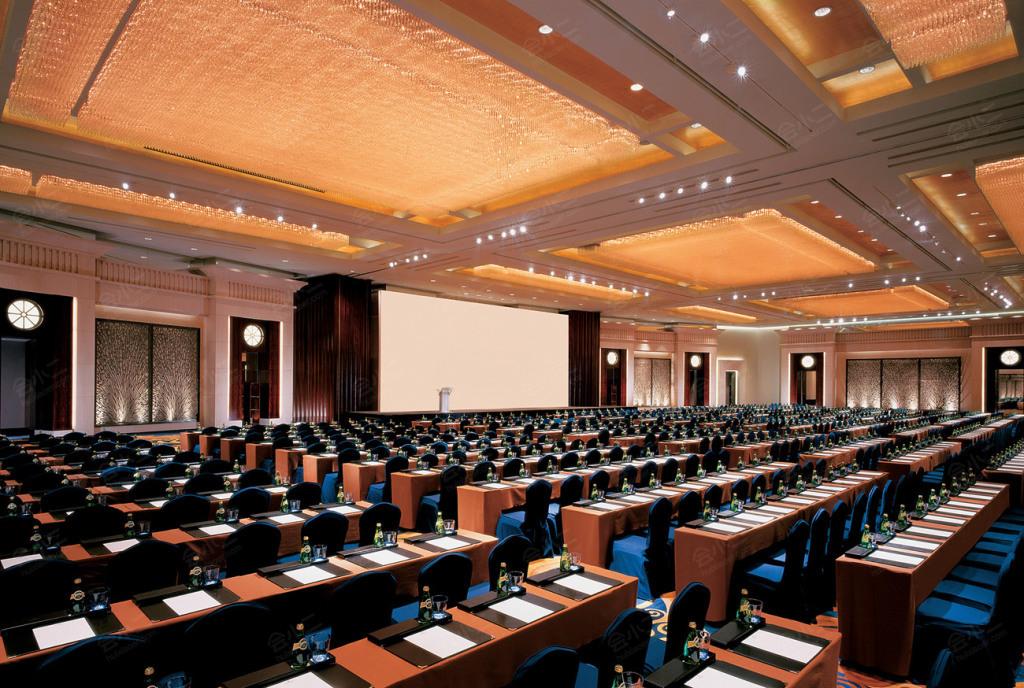 上海浦东香格里拉大酒店会议室,会议酒店预定,会小二