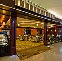 棕色咖啡廊