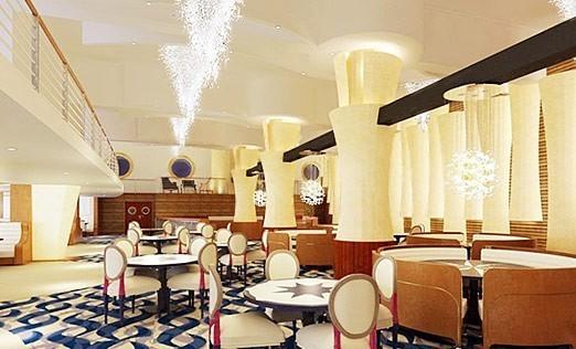 u型餐厅设计图