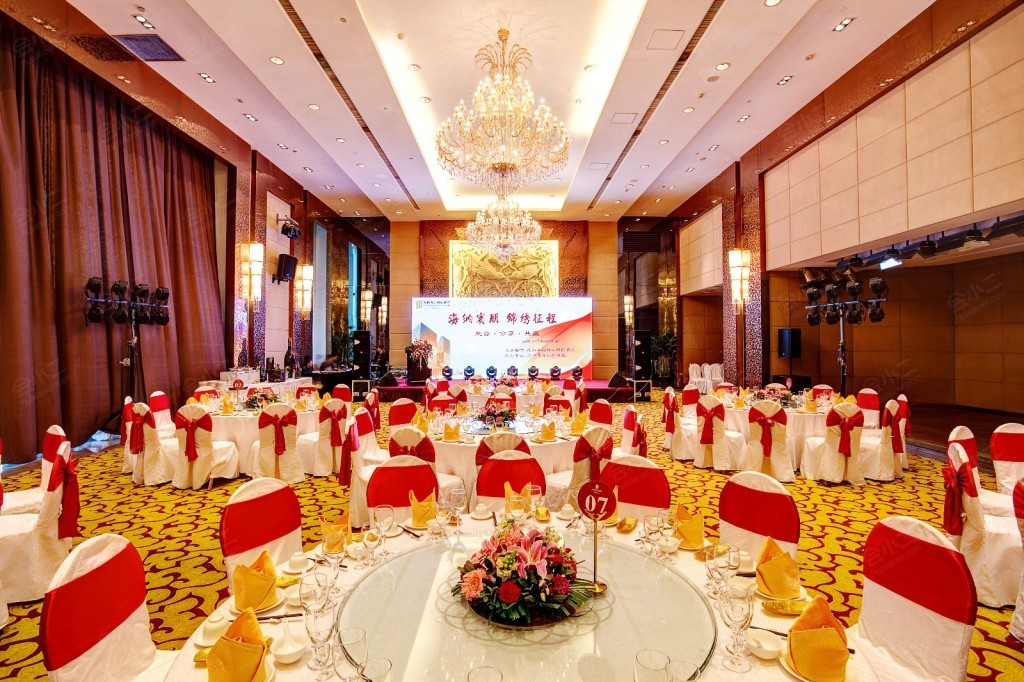 沈阳海韵锦江国际酒店会议室
