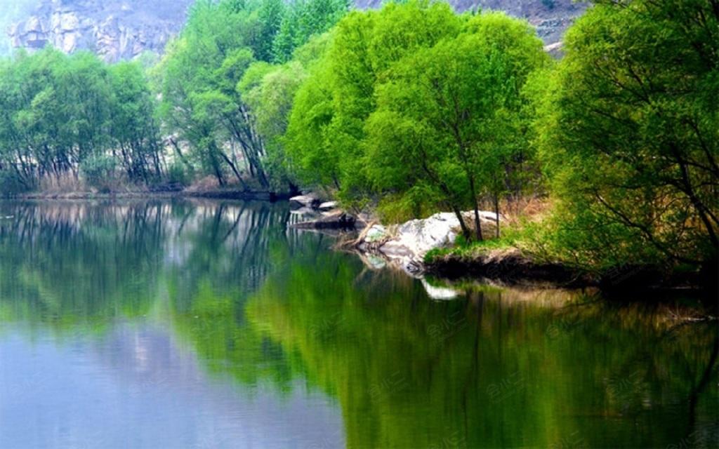 密云捧河湾自然风景区