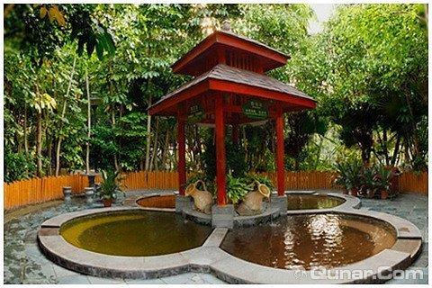 >         广州从化温泉园林别墅 地址: 广州从化良口镇碧水