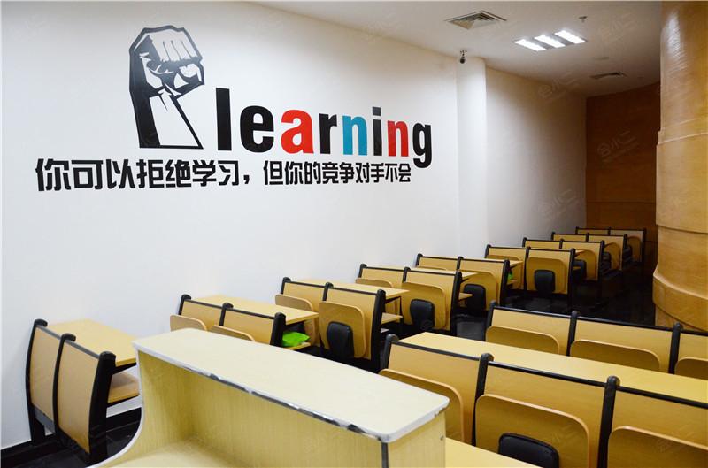 世图教育培训教室图片