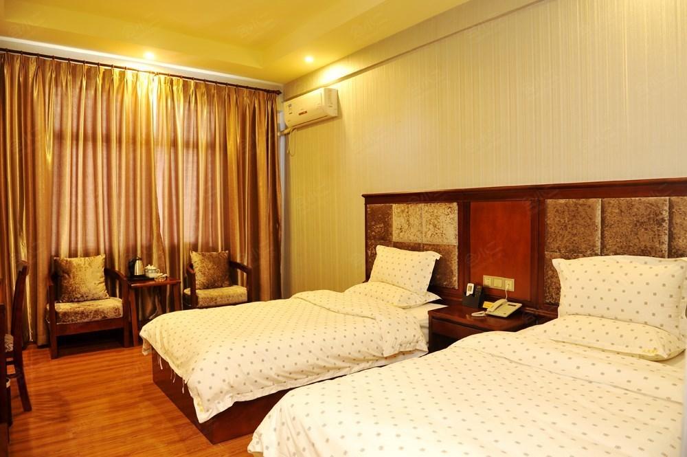 【酒店房间】30平米房间,中式风格.