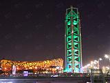 奥体中心玲珑塔