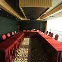 阳光会议室