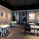 筑中咖啡厅