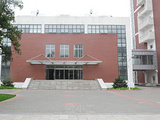 中国农业大学曾宪梓礼堂