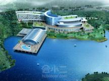 要开会网、会议场地、简阳三岔湖长岛天堂洲际酒店