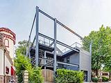 美式现代玫瑰园钢铁城堡