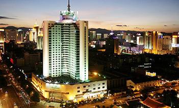 会议酒店-云南绿洲大酒店